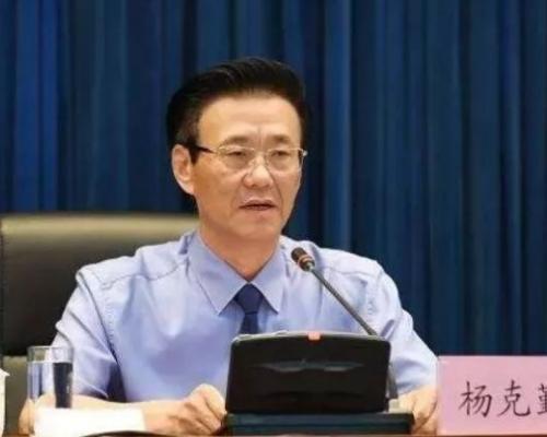 吉林省檢察長落馬 疑涉港商嚴刑致死案