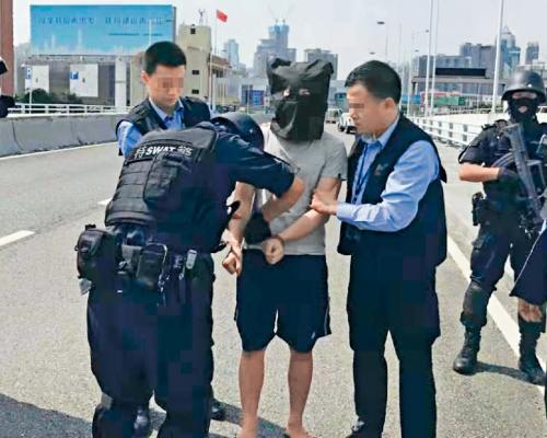【元朗斬人】27歲落網「洗頭仔」被控謀殺 屯門法院提堂