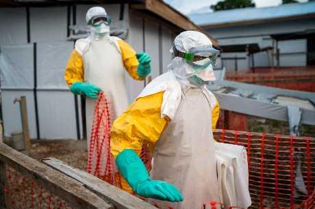 世卫表示,刚果民主共和国的伊波拉疫情已扩散到大城果玛。