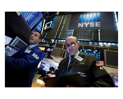 美股三大指數下挫   杜指收市跌115點