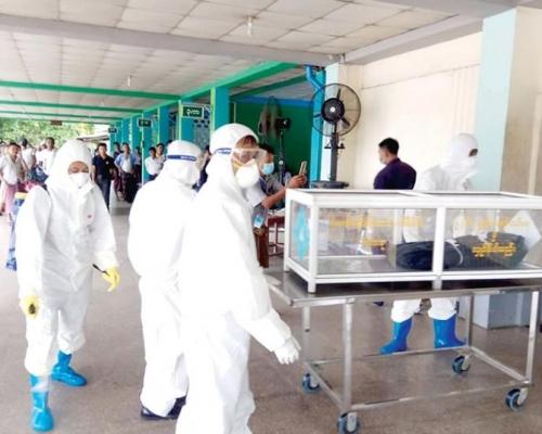 緬甸爆發H1N1甲型流感疫情 死亡人數增至56