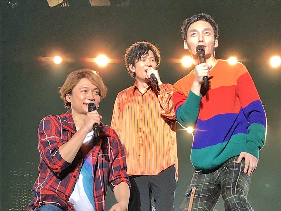 SMAP三成員離巢2年仍被禁,日本公平交易委員會關注事件。 資料圖片