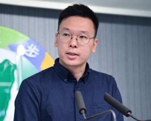 林飛帆指台媒收大陸資助 稱加入民進黨為打造「非韓家園」