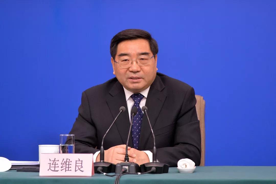 國家發改委副主任連維良:與香港無共享信息政策。網上圖片