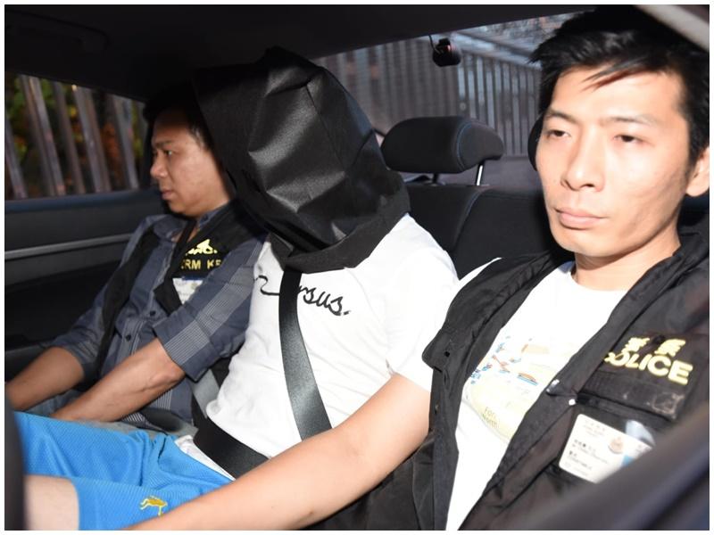 19歲青年被捕。
