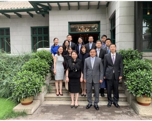 鄭若驊訪京 晤司法部外交部最高院高層