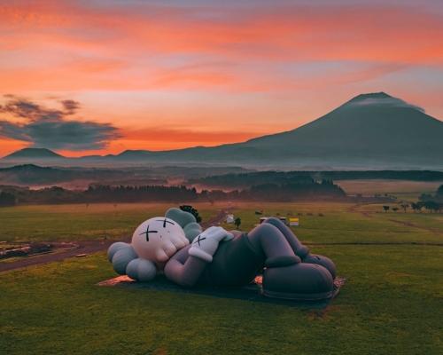 【Kelly Online】COMPANION登陸日本 去露營臥富士山下