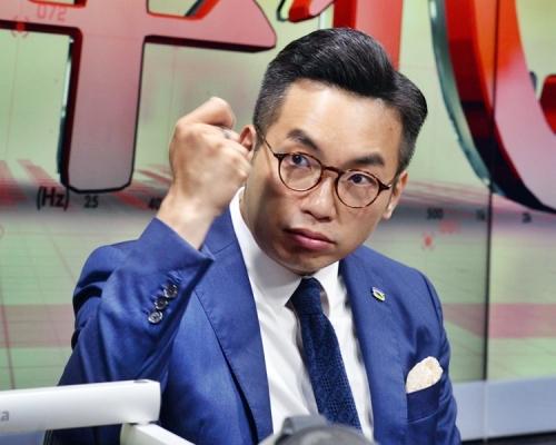 【逃犯條例】傳多名示威者赴台尋庇護 楊岳橋憂影響港聲譽