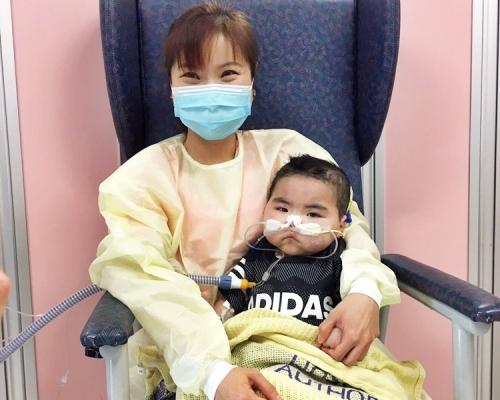 【換心續命】20月大男嬰手術成功 香港最年輕個案