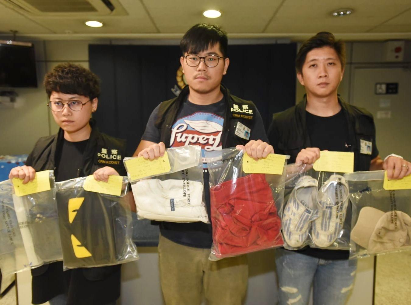 警方拘捕3名南亞裔男子,涉嫌與近期5宗劫案及盜竊案有關。