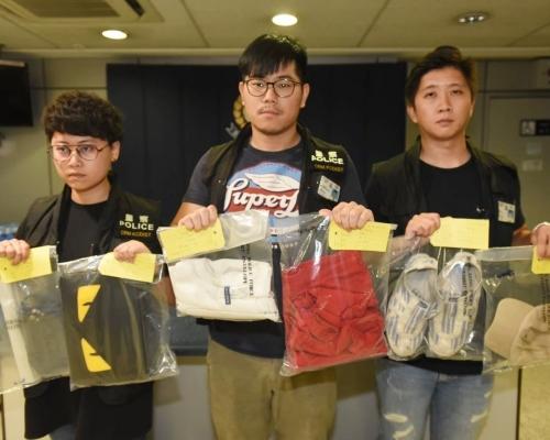 警拘3南亞裔男子 涉5宗劫案及盜竊案