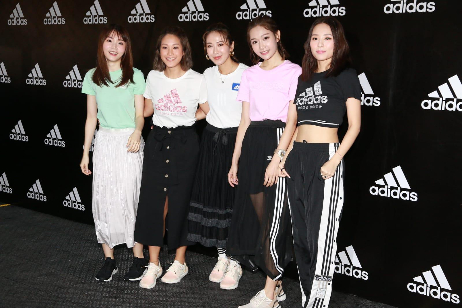 Super Girls各成員均表示沒有「報細數」。