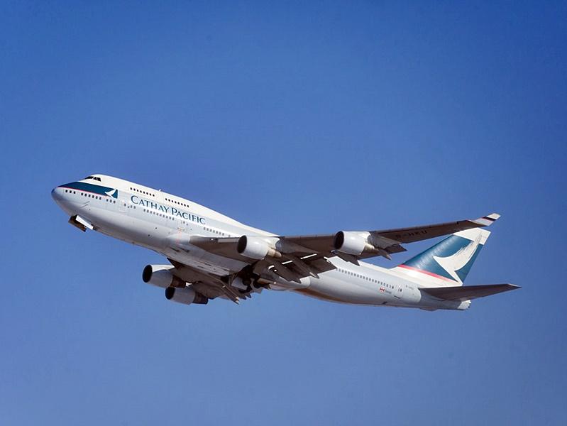 國泰宣布收購香港快運。資料圖片