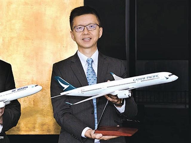 國泰航空商務及貨運董事林紹波被委任為香港快運行政總裁。