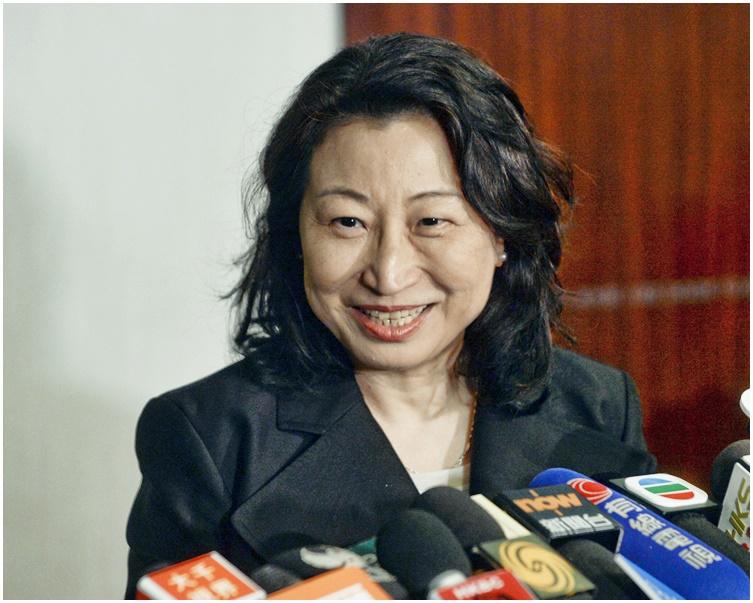 鄭若驊注意到北京方面非常關心香港情況。資料圖片