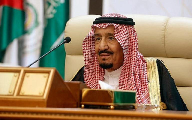沙特阿拉伯國王薩勒曼批准讓美軍進駐該國。AP圖