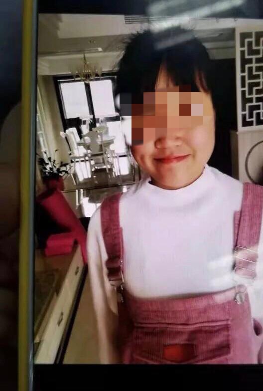 其家屬指,少女患有自閉症。網圖