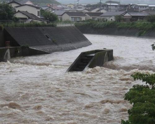 日本長崎縣暴雨 氣象廳一度發出最高級別警報