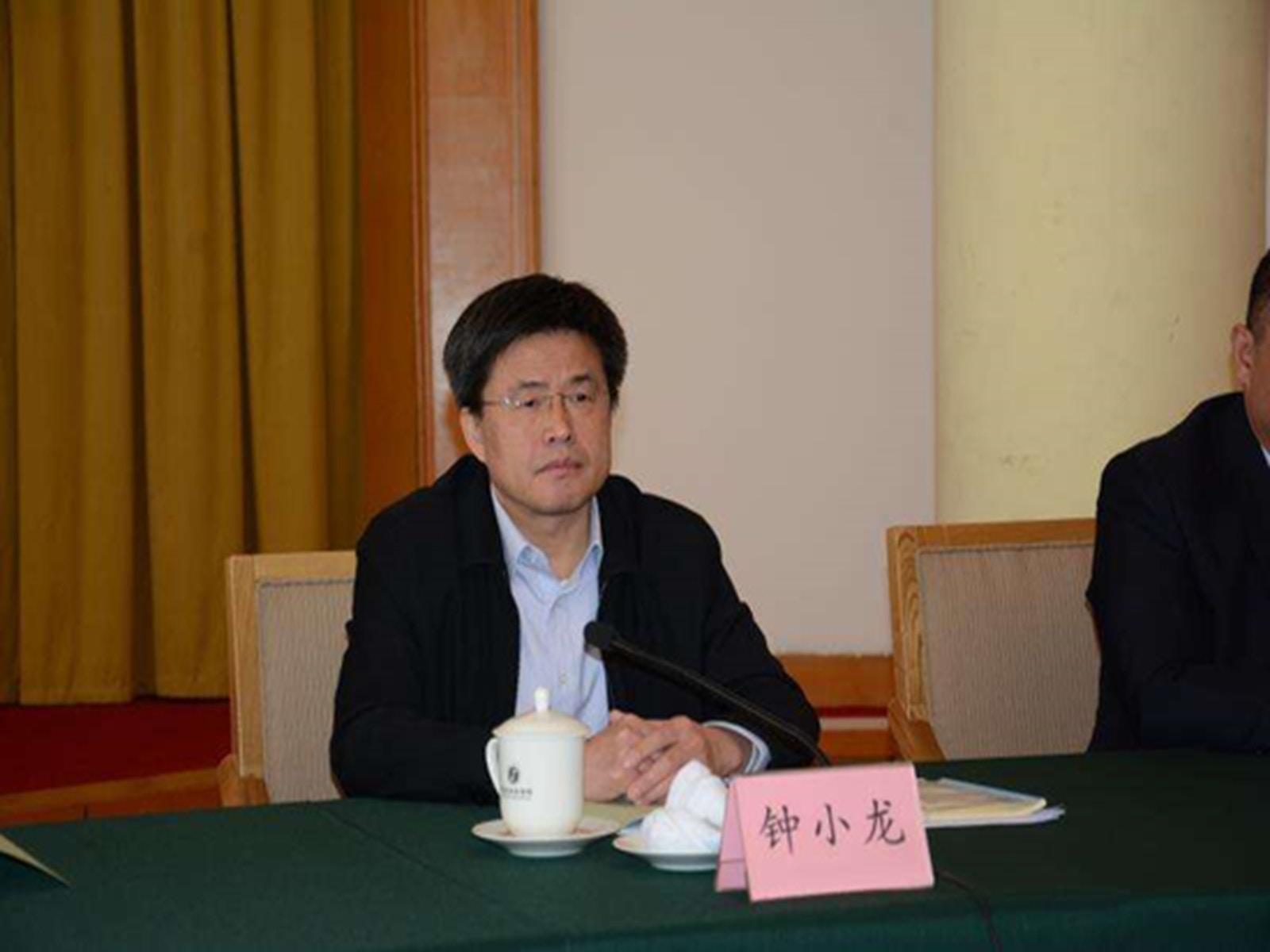 鍾小龍日前在北京家中自殺。網圖