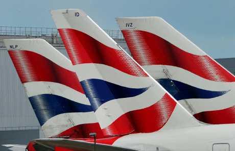 英航發表聲明指,公司一直有評估機隊在全球各地機場的安全及飛行安排。資料圖片