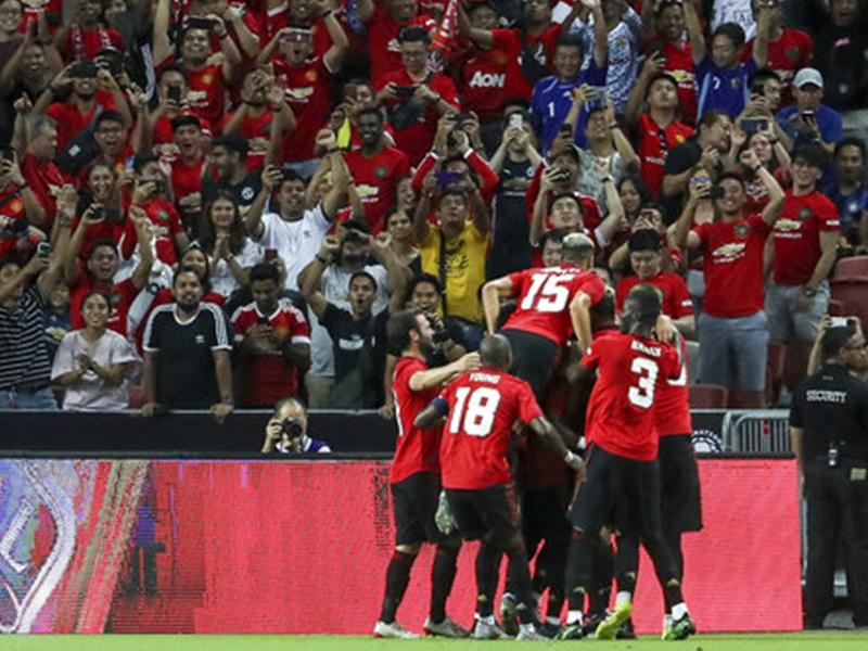 紅魔小勝國際米蘭。AP