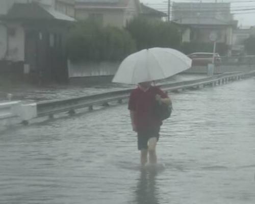 【遊日注意】九州北部廣島暴雨成災 逾50萬人要避難1死
