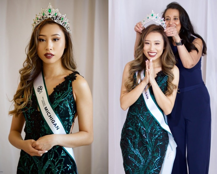 朱凱西是20歲華裔女大學生。Ig
