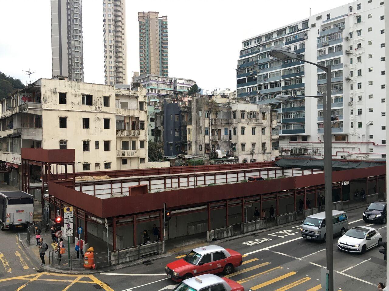 社聯南昌街項目現址。