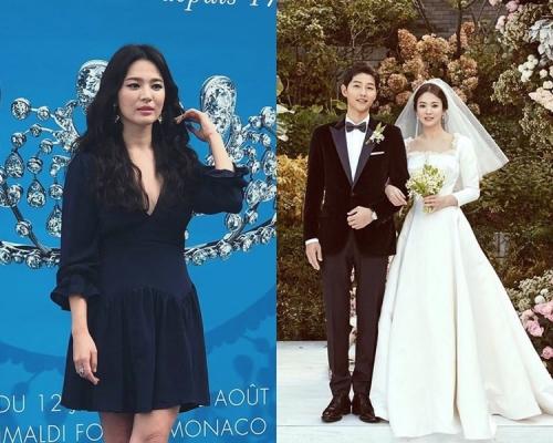 離婚後宣佈下半年停工休假 宋慧喬:一切有待命運安排