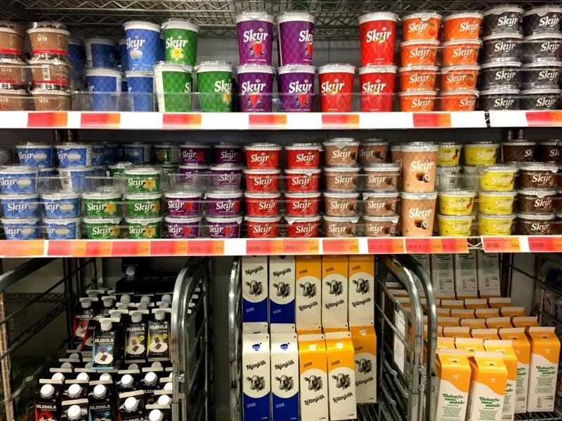 2018年冰島消費物價是全歐洲最貴,比平均高56%,超越瑞士、挪威和丹麥。  示意圖/網圖