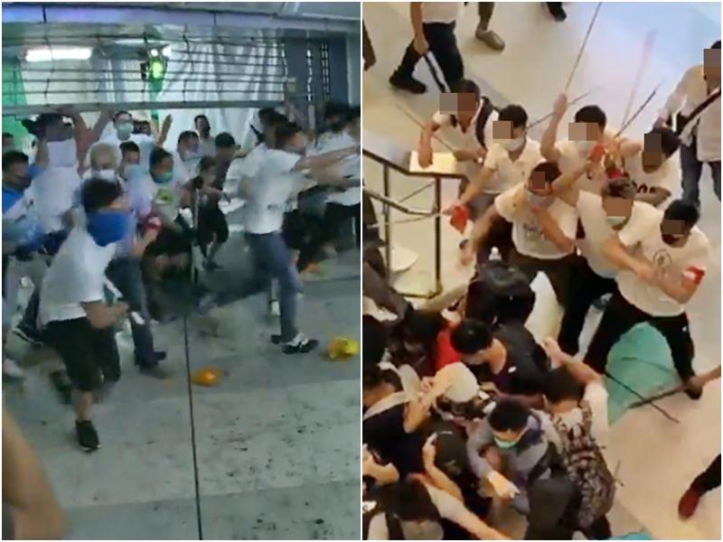 【元朗暴力】24名民主派議員聯署 強烈譴責警方失職
