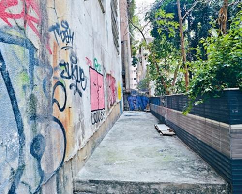 永利街打造社區「聚腳點」