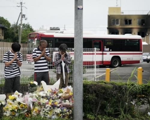 京都動畫火場建築擬拆卸 改建公園立紀念碑