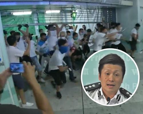 【元朗暴力】謝振中:襲擊事件無法無天 公然挑戰香港法治
