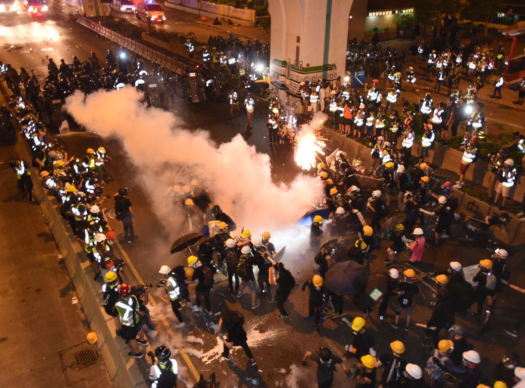香港總商會促請,撤回修例及成立調查委員會。資料圖片