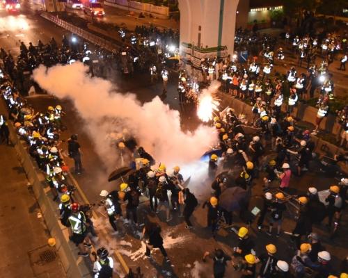【元朗暴力】香港總商會倡「撤回」修例 並成立調查委員會