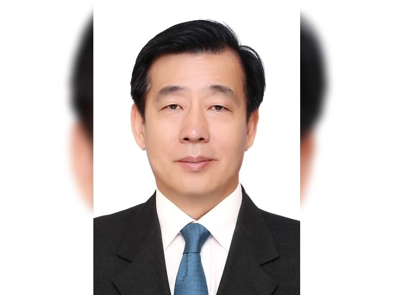 劉軍川升任國台辦副主任。國台辦圖片