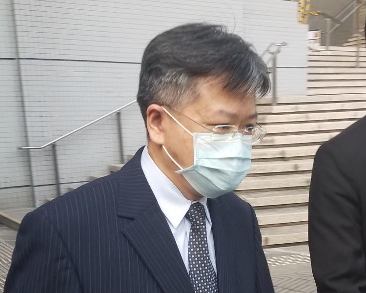 李揚敬上訴被駁回。資料圖片