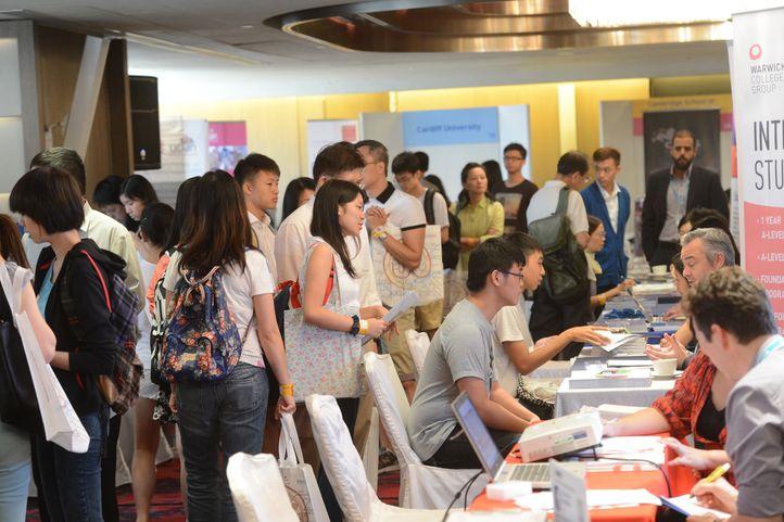 【海外升學】英國升學展覽 7月及8月各辦一場 現接受報名