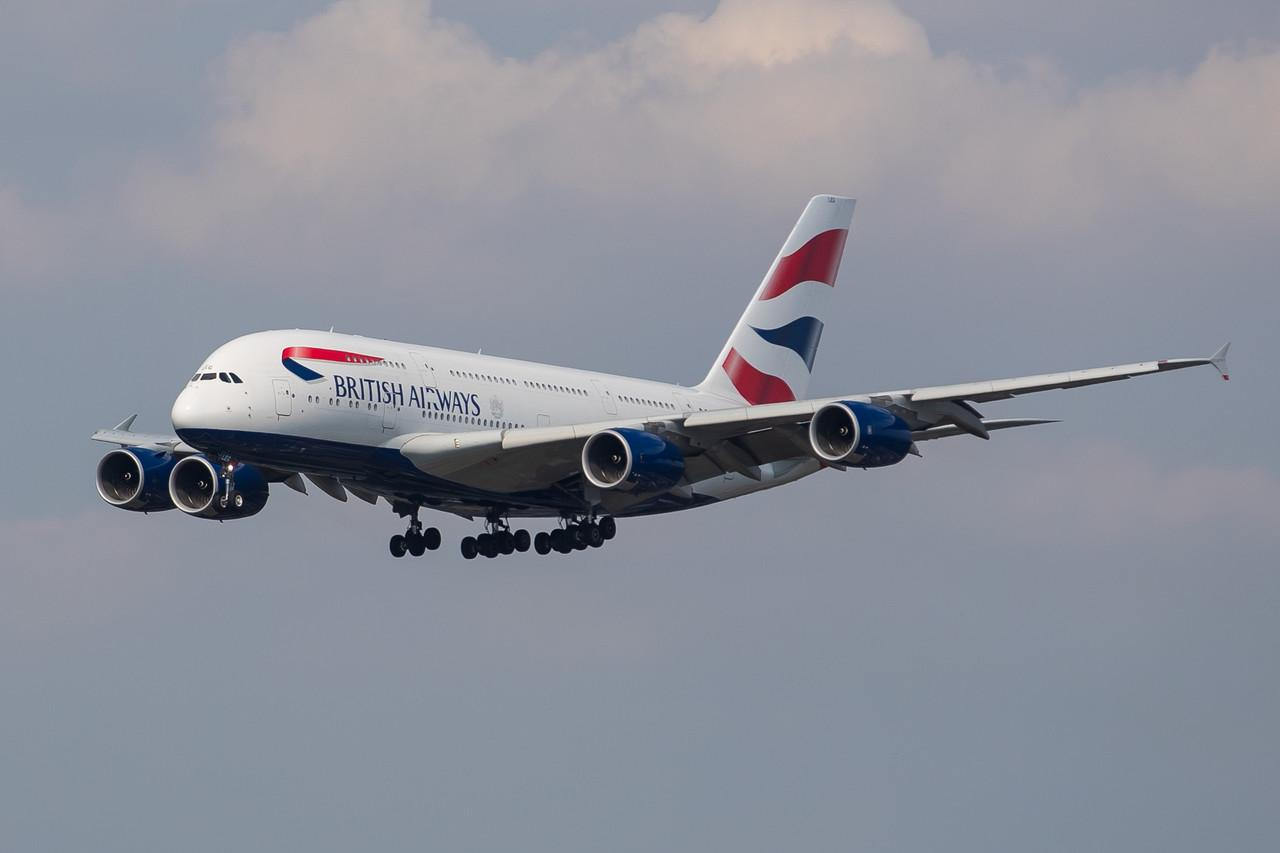 英航機師罷工勢影響乘客暑期外遊。網上圖片