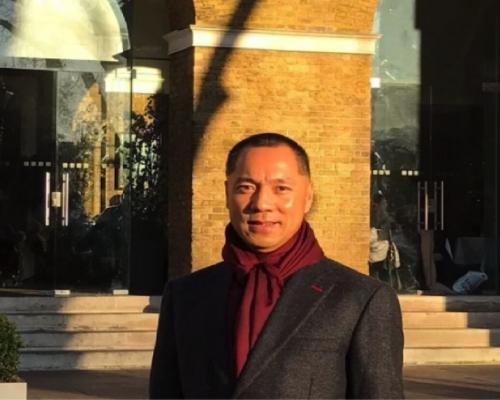 郭文貴被美企指控是中國間諜 律師反駁:絕對是虛假