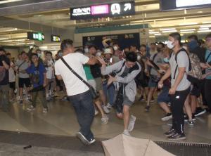 【逃犯條例】大和:若香港實施戒嚴 料觸發走資及人才外逃