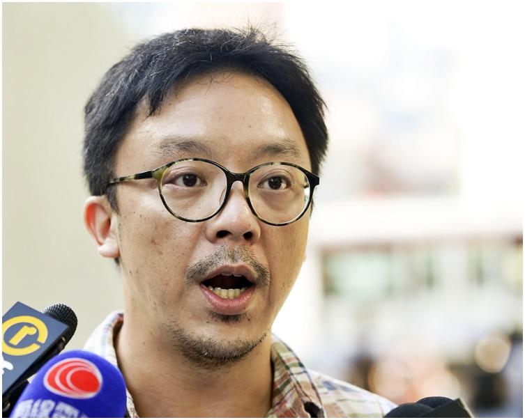 鍾健平指上訴若失敗,他不會呼籲其他人去元朗。資料圖片