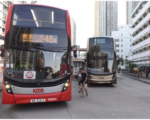 【逃犯條例】繼新巴職工會 巴士業職工會聯盟響應明日「全港大塞車」行動