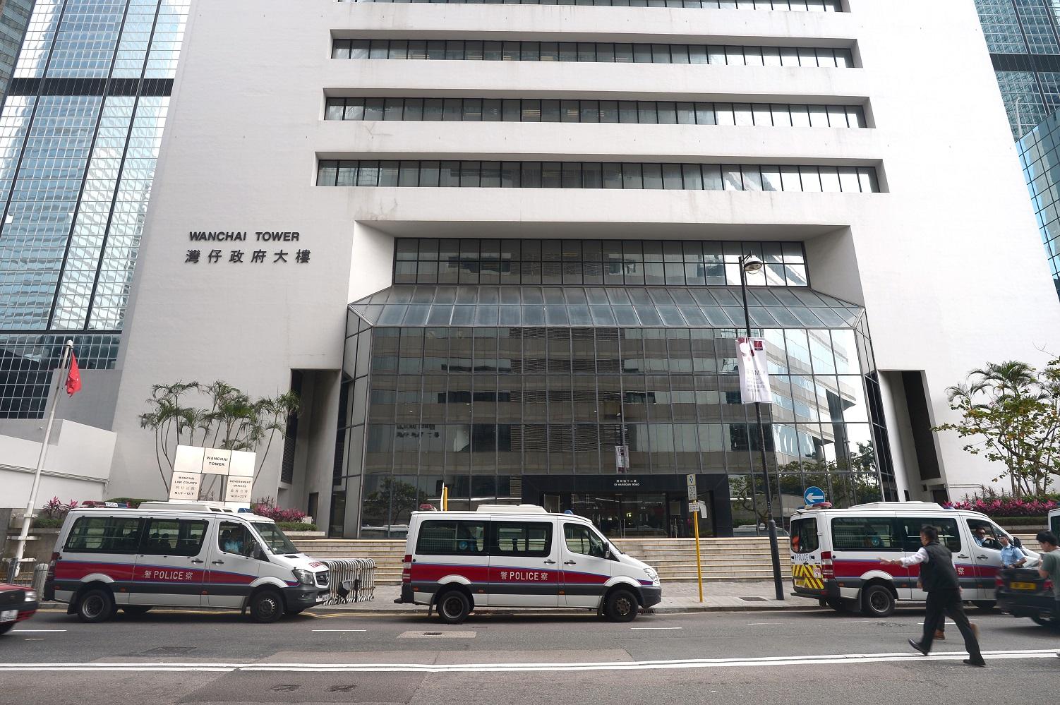 深圳男子持刀來港傷害前妻。資料圖片