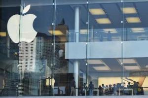 蘋果上季業績勝預期 來自中國收入跌4%
