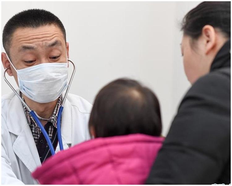 廣西發現101宗上呼吸道感染病例,初步認為疫情。網圖
