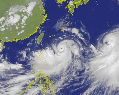 「利奇馬」料變強颱風襲臺灣沖繩華東 來往香港航班或受阻