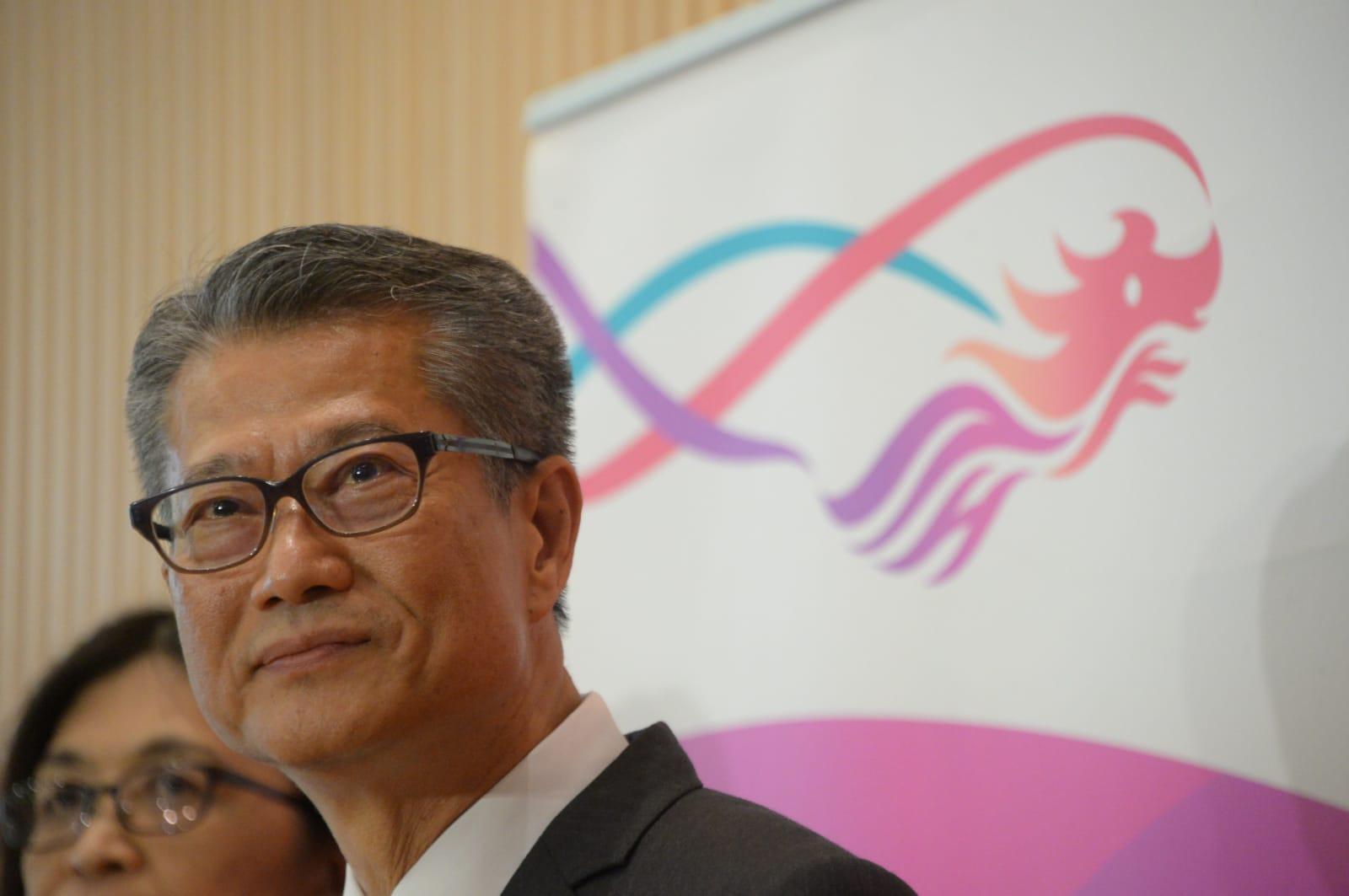 陳茂波指7月經濟面對大挑戰。