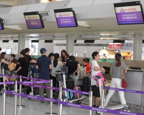 強颱風「利奇馬」氣流罩港明酷熱污染恐爆表 快運4航班取消